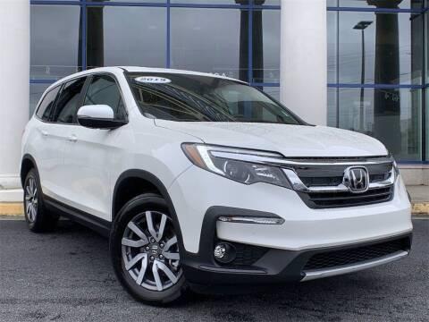 2019 Honda Pilot for sale at Capital Cadillac of Atlanta in Smyrna GA