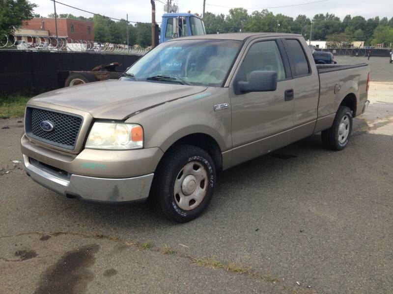 2005 Ford F-150 for sale at ASAP Car Parts in Charlotte NC