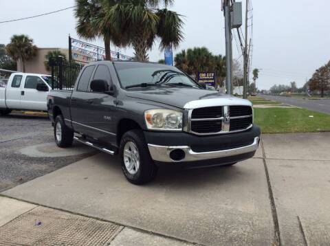 2008 Dodge Ram Pickup 1500 for sale at Car City Autoplex in Metairie LA