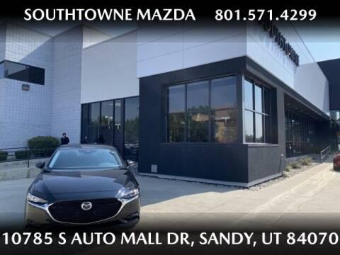 2021 Mazda Mazda3 Sedan for sale at Southtowne Mazda of Sandy in Sandy UT