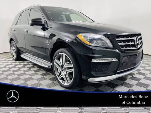 2015 Mercedes-Benz M-Class for sale at Preowned of Columbia in Columbia MO