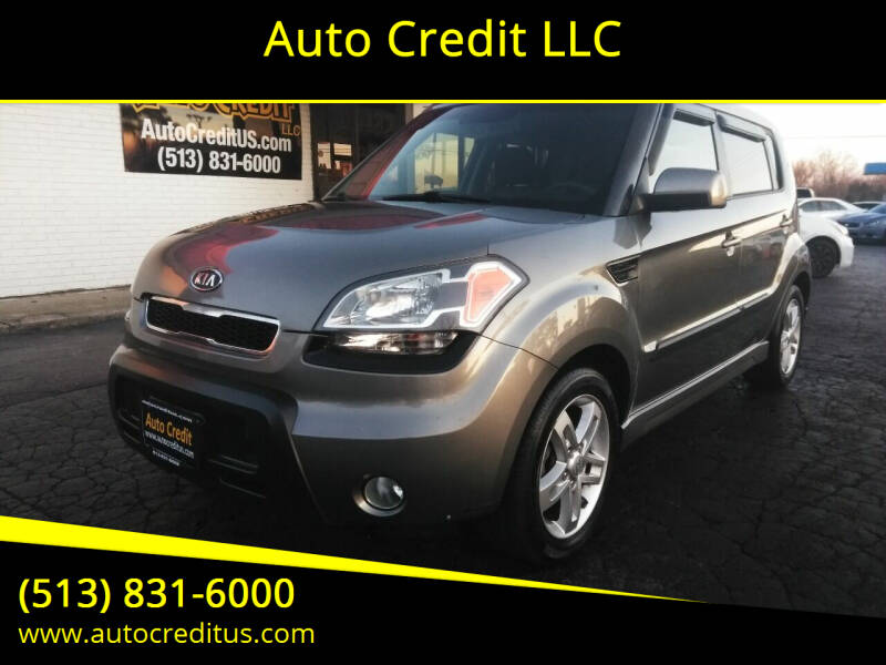 2011 Kia Soul for sale at Auto Credit LLC in Milford OH