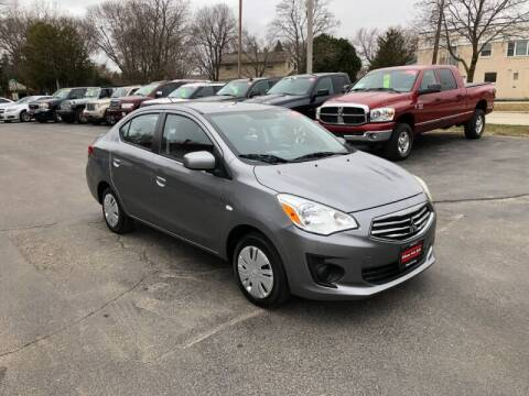 2017 Mitsubishi Mirage G4 for sale at WILLIAMS AUTO SALES in Green Bay WI