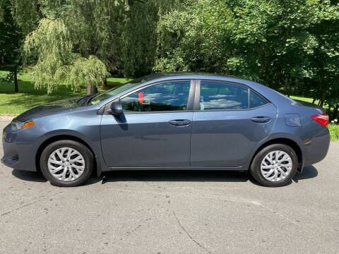 2017 Toyota Corolla for sale at MICHAEL MOTORS in Farmington ME