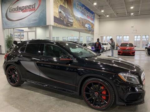 2015 Mercedes-Benz GLA for sale at Godspeed Motors in Charlotte NC