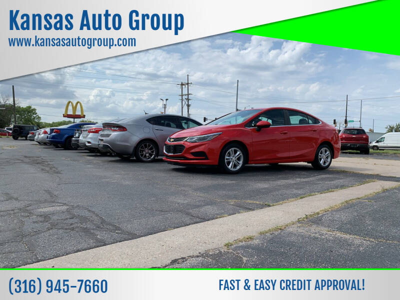2017 Chevrolet Cruze for sale at Kansas Auto Group in Wichita KS
