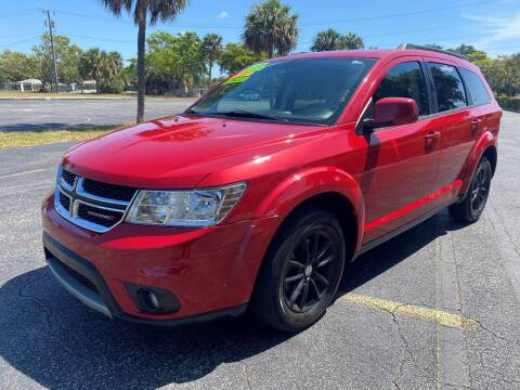 2014 Dodge Journey for sale at Lamberti Auto Collection in Plantation FL