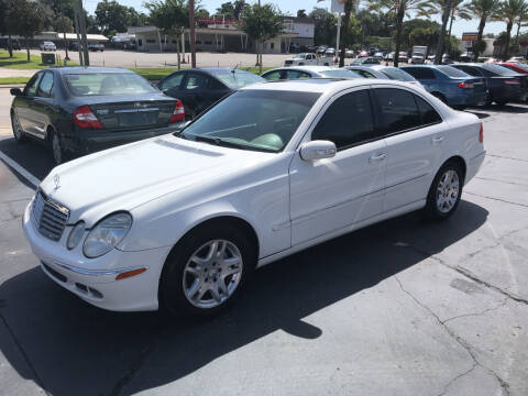 2006 Mercedes-Benz E-Class for sale at Riviera Auto Sales South in Daytona Beach FL