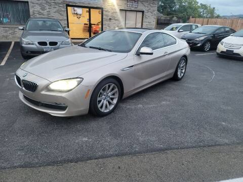 2013 BMW 6 Series for sale at Trade Automotive, Inc in New Windsor NY