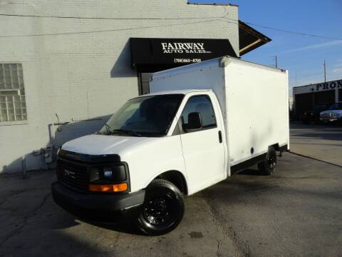 2003 GMC Savana Cutaway for sale at FAIRWAY AUTO SALES, INC. in Melrose Park IL