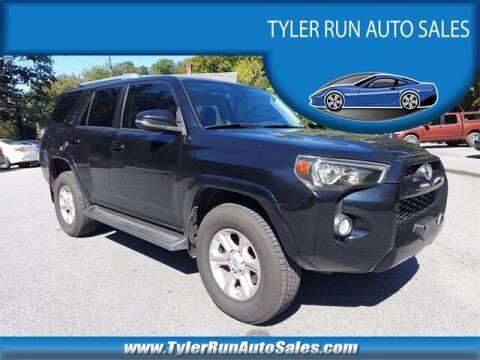 2015 Toyota 4Runner for sale at Tyler Run Auto Sales in York PA