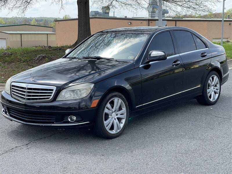 2008 Mercedes-Benz C-Class for sale at Real Deal Auto in Fredericksburg VA