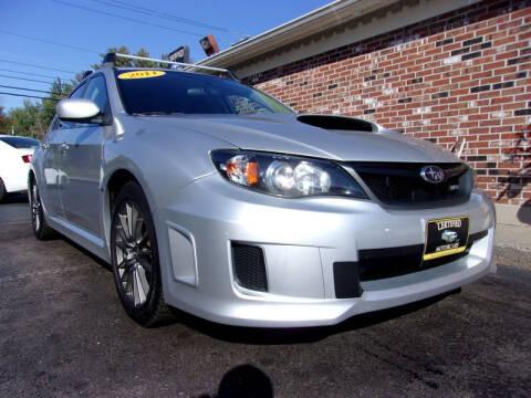 2011 Subaru Impreza for sale at Certified Motorcars LLC in Franklin NH