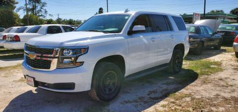2017 Chevrolet Tahoe for sale at Augusta Motors in Augusta GA