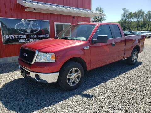 2007 Ford F-150 for sale at Vess Auto in Danville OH