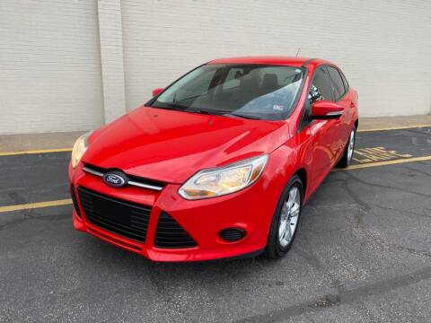 2013 Ford Focus for sale at Carland Auto Sales INC. in Portsmouth VA