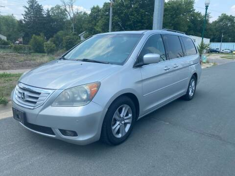 2010 Honda Odyssey for sale at ONG Auto in Farmington MN