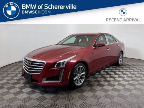2018 Cadillac CTS for sale at BMW of Schererville in Schererville IN