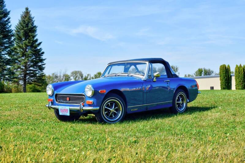 1972 MG Midget for sale at Hooked On Classics in Watertown MN