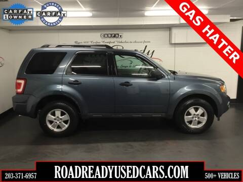 2011 Ford Escape for sale at Road Ready Used Cars in Ansonia CT