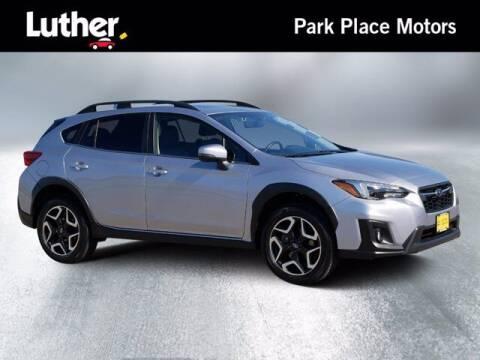 2019 Subaru Crosstrek for sale at Park Place Motor Cars in Rochester MN