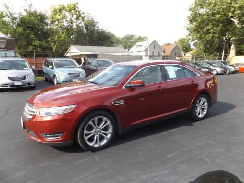 2013 Ford Taurus for sale at Goodman Auto Sales in Lima OH