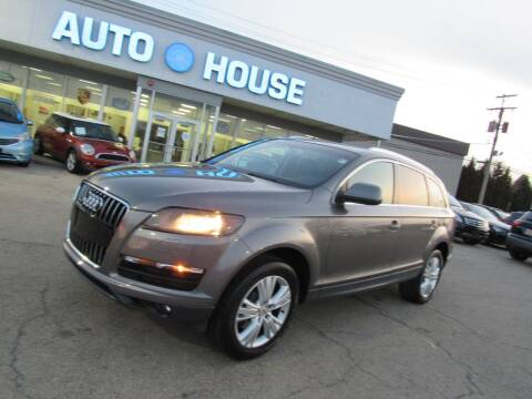 2010 Audi Q7 for sale at Auto House Motors in Downers Grove IL