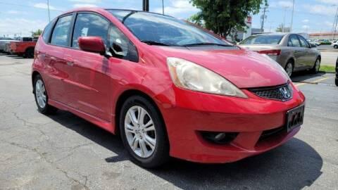 2009 Honda Fit for sale at Tri City Auto Mart in Lexington KY