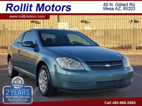 2010 Chevrolet Cobalt for sale at Rollit Motors in Mesa AZ