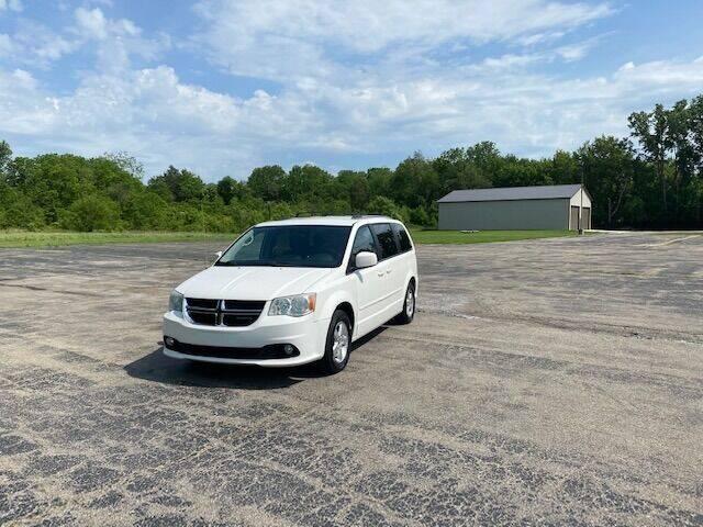 2011 Dodge Grand Caravan for sale at Caruzin Motors in Flint MI