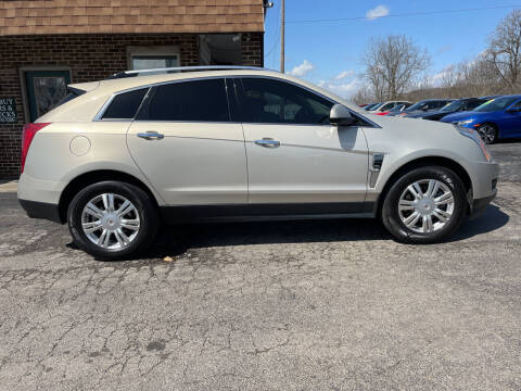 2010 Cadillac SRX for sale at Westview Motors in Hillsboro OH