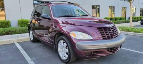 2003 Chrysler PT Cruiser for sale at Top Motors in San Jose CA