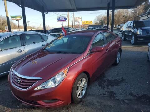 2012 Hyundai Sonata for sale at Coliseum Auto Sales & SVC in Charlotte NC