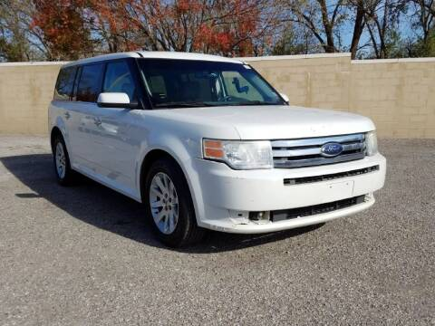 2010 Ford Flex for sale at Buy Here Pay Here Lawton.com in Lawton OK