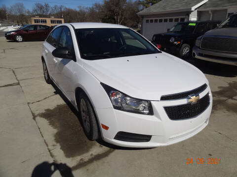 2014 Chevrolet Cruze for sale at John's Auto Sales in Council Bluffs IA