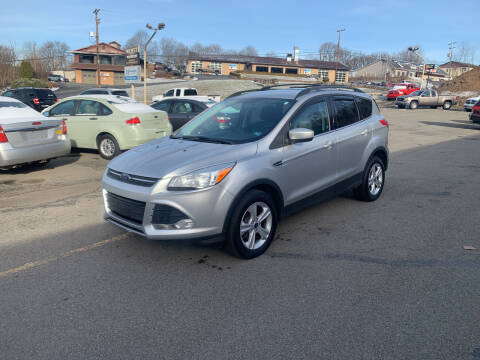 2013 Ford Escape for sale at WENTZ AUTO SALES in Lehighton PA
