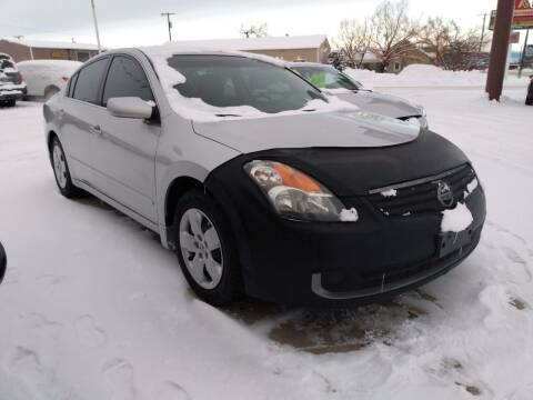 2007 Nissan Altima for sale at Kevs Auto Sales in Helena MT