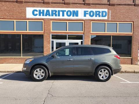 2011 Chevrolet Traverse for sale at Chariton Ford in Chariton IA