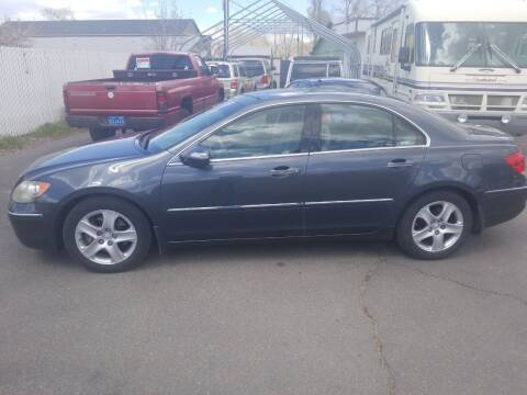 2005 Acura RL for sale at Freds Auto Sales LLC in Carson City NV