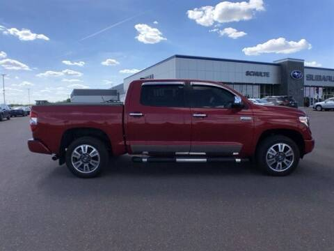 2020 Toyota Tundra for sale at Schulte Subaru in Sioux Falls SD