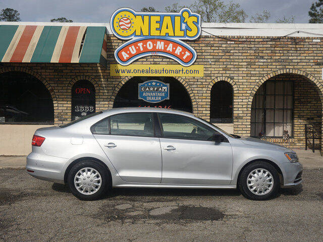 2015 Volkswagen Jetta for sale at Oneal's Automart LLC in Slidell LA