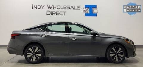 2020 Nissan Altima for sale at Indy Wholesale Direct in Carmel IN