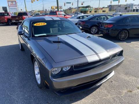 2013 Dodge Challenger for sale at Sell Your Car Today in Fayetteville NC