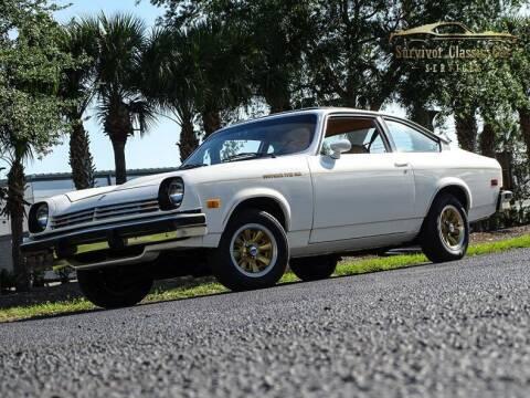 1976 Chevrolet Vega for sale at SURVIVOR CLASSIC CAR SERVICES in Palmetto FL