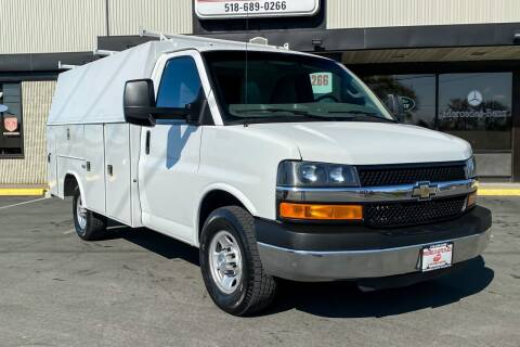 2016 Chevrolet Express Cutaway for sale at Michaels Auto Plaza in East Greenbush NY