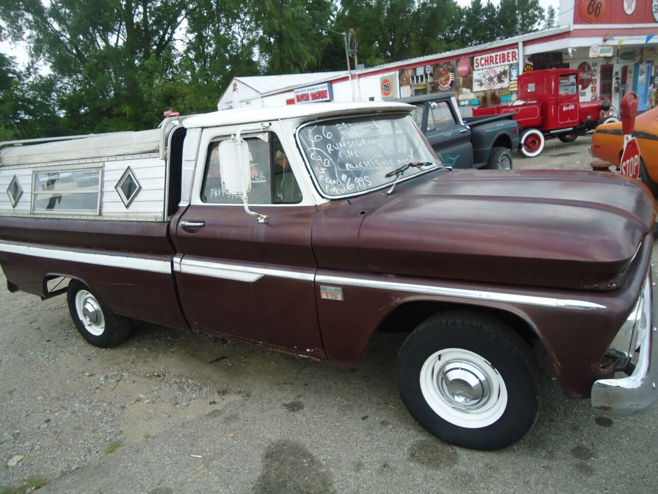 1966 Chevrolet C/K 10 Series 16