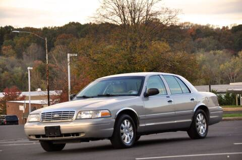 2008 Ford Crown Victoria for sale at T CAR CARE INC in Philadelphia PA