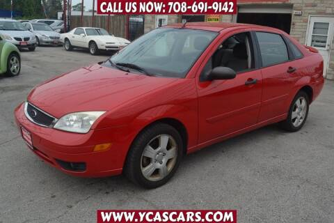 2007 Ford Focus for sale at Your Choice Autos - Crestwood in Crestwood IL