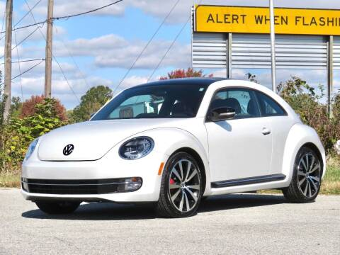 2013 Volkswagen Beetle for sale at Tonys Pre Owned Auto Sales in Kokomo IN