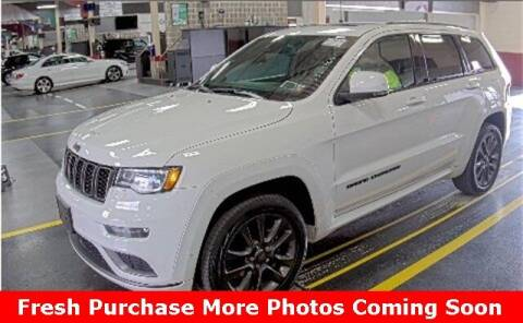 2019 Jeep Grand Cherokee for sale at Nyhus Family Sales in Perham MN